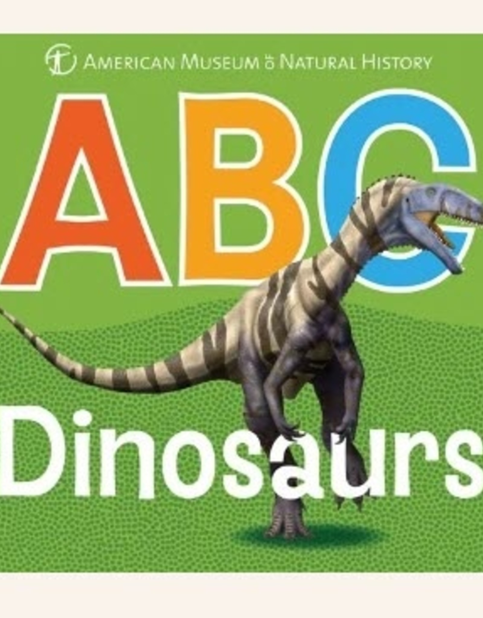 ABC Dinosaurs Book