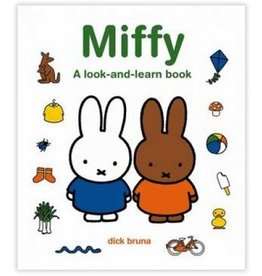 Miffy - A Look And Learn Book