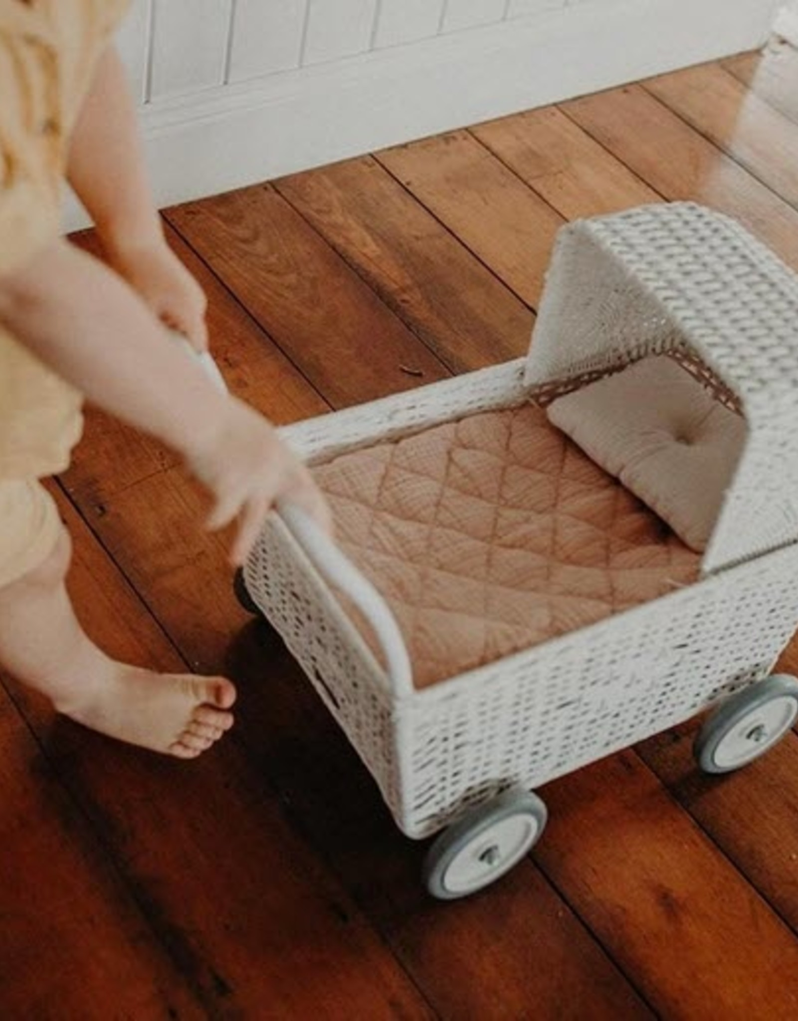 Olli Ella Olli Ella - Strolley Bedding Set Rose