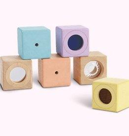 Plan Toys Plan Toys - Sensory Blocks