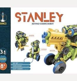 Johnco Stanley Keypad Coding Robot