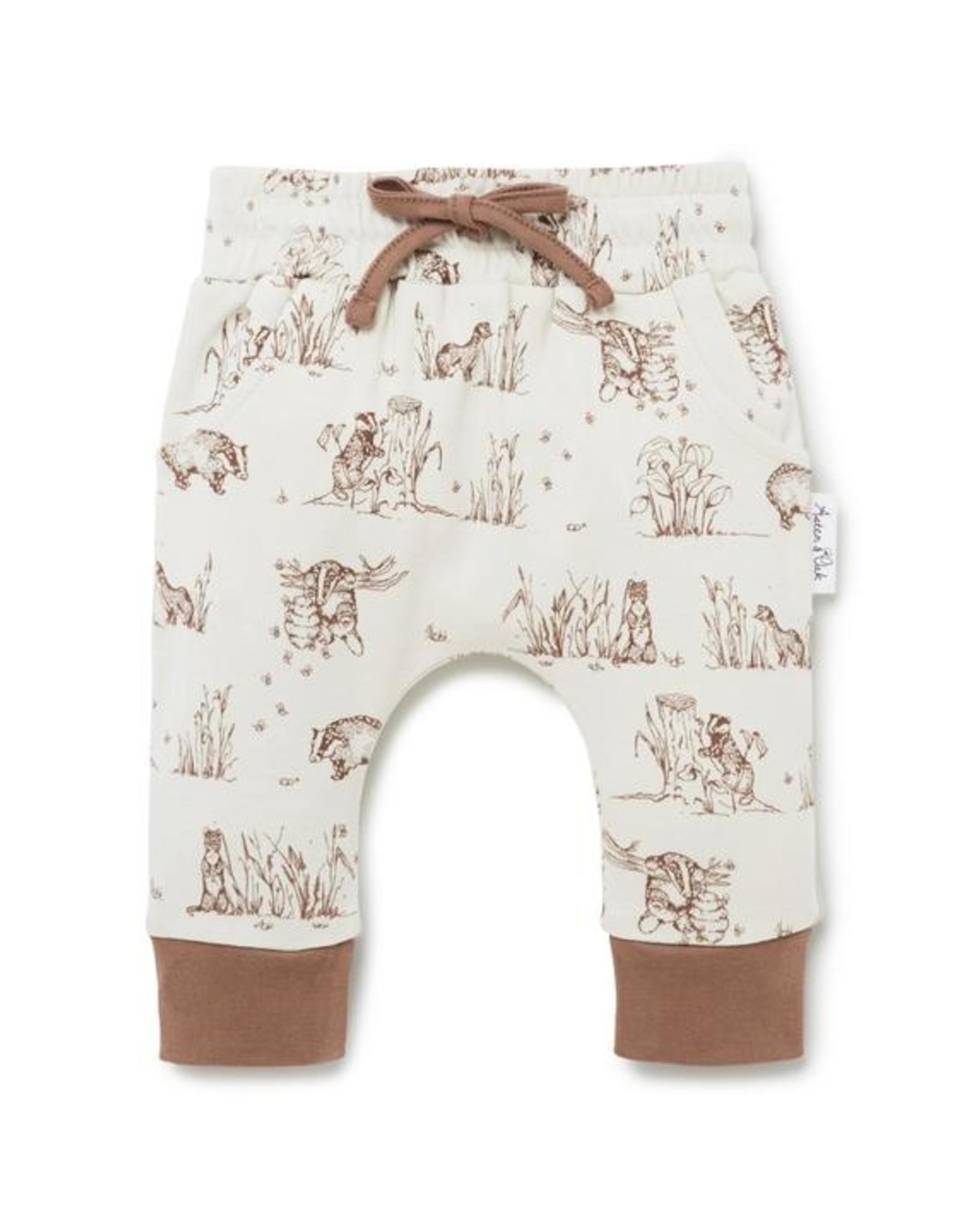 Aster & Oak Aster & Oak - Badger Harem Pants