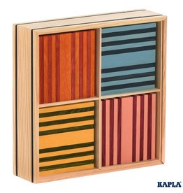 Kapla Kapla - Octocolor 100 Plank Set