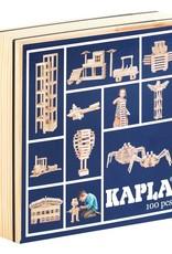 Kapla Kapla - 100  Case Building Planks Plain