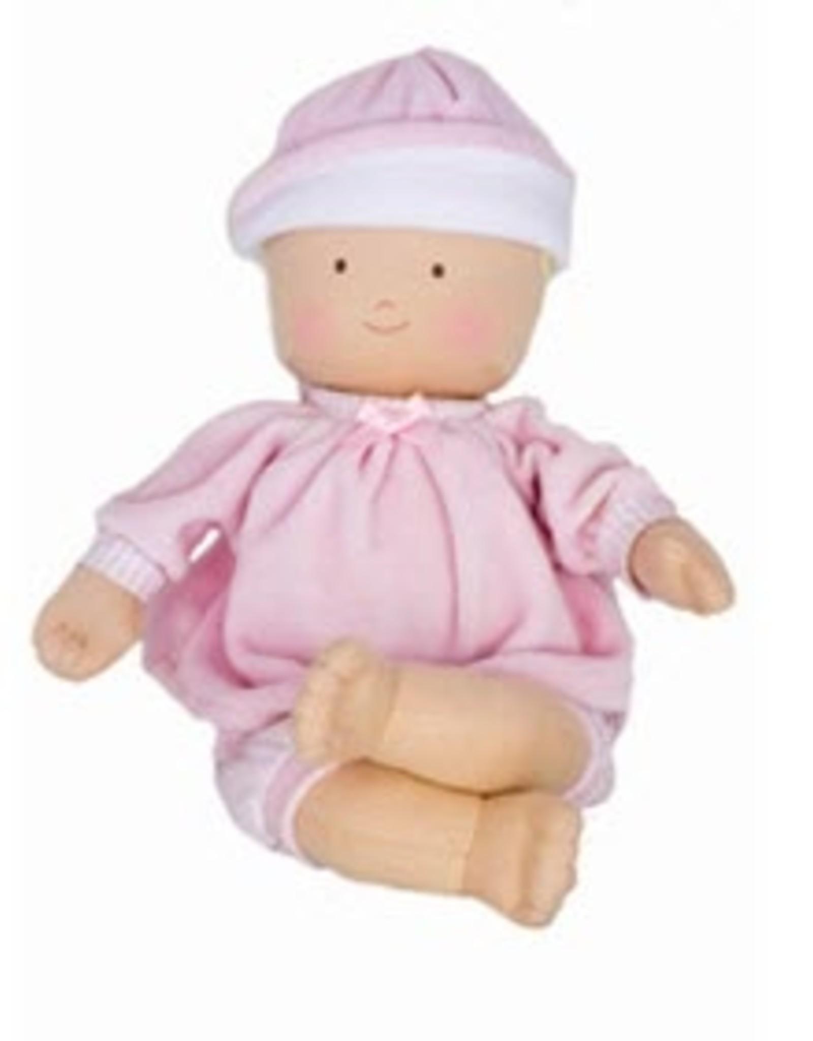 Bonikka Bonikka - Pink Cherub Baby Doll