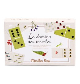 Moulin Roty Moulin Roty - Le Jardin Insect Dominoes