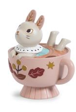 Moulin Roty Moulin Roty - Apres La Pluie Rabbit Money Box