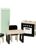 Astrup Astrup - Dolls House Kitchen Furniture Set