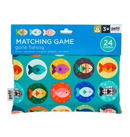Petit Collage Petit Collage - Matching Game Gone Fishing