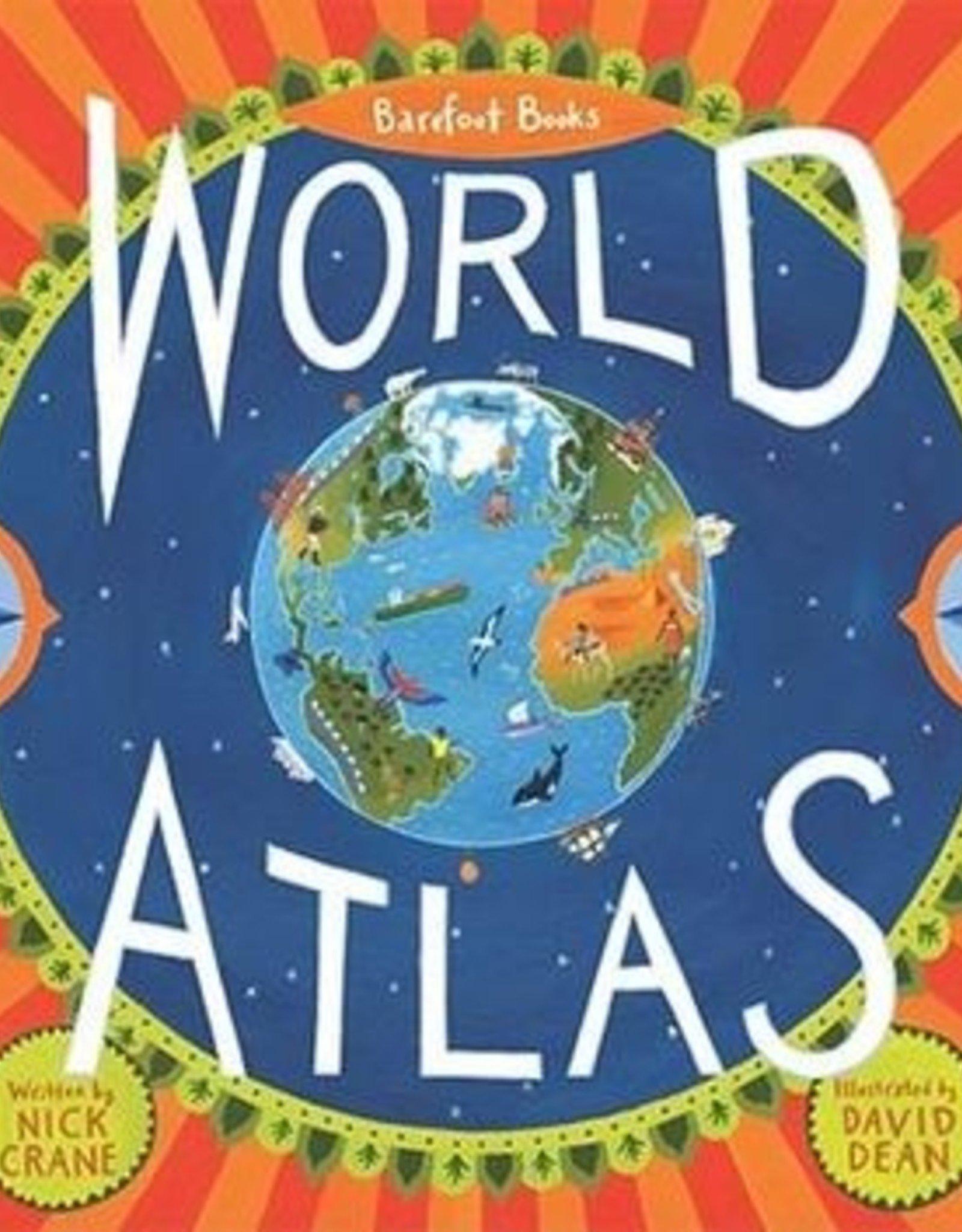 Barefoot Books - World Atlas