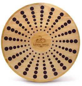 Kinderfeets Kinderfeets - Bamboo Balance Disk