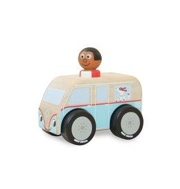 Indigo Jamm Indigo Jamm - Camper Van