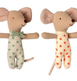 Maileg Maileg - Mouse Baby Twins In Box