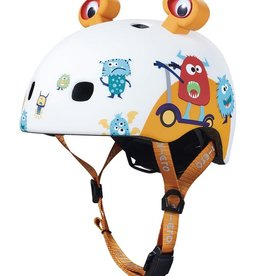 Micro Scooter Micro Scooter Kids 3D Helmet-  Monster Small