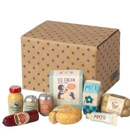 Maileg Maileg - Miniature Grocery Box