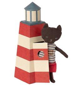 Maileg Maileg - Lifeguard Tower With Cat