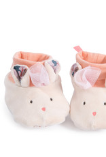 Moulin Roty Moulin Roty - Il Etait Mouse Slippers 0-6 mths