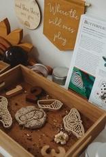 Kinfolk & Co Echo Cutter - Monarch Butterfly Life Cycle Set