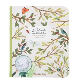 Moulin Roty Moulin Roty - Jardin Botanical Sticker Book