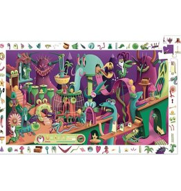 Djeco Observation Puzzle - In A Video Game 200pce