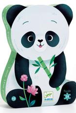Djeco Djeco - Leo The Panda Puzzle 24pce