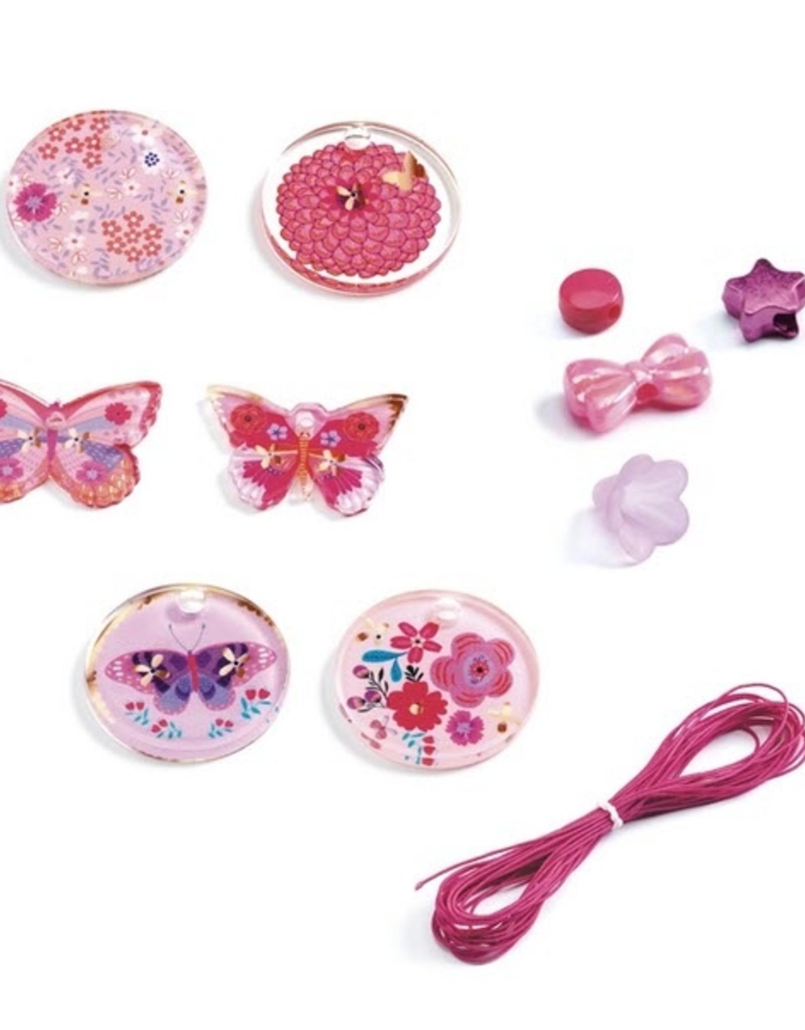 Djeco Djeco - Butterflies Fancy Beads
