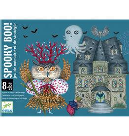 Djeco Djeco - Spooky Boo Card Game