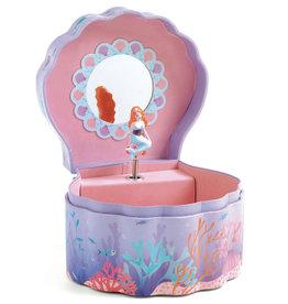 Djeco Djeco - Enchanted Mermaid Music Box