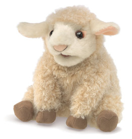 Folkmanis Folkmanis Puppet - Small Lamb