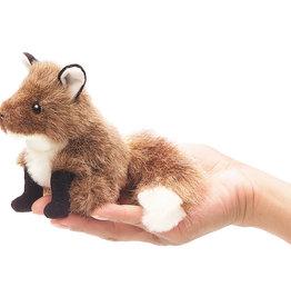 Folkmanis Folkmanis - Mini Fox Finger Puppet