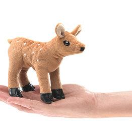 Folkmanis Folkmanis  - Mini Fawn Finger Puppet