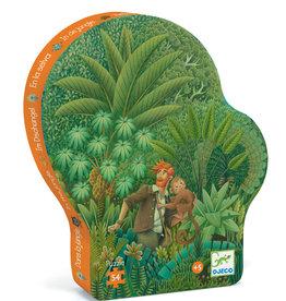 Djeco Djeco - In The Jungle Puzzle 54pc