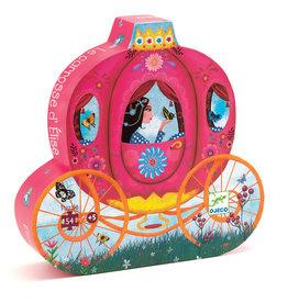 Djeco Djeco - Elise's Carriage Puzzle 54 Pce