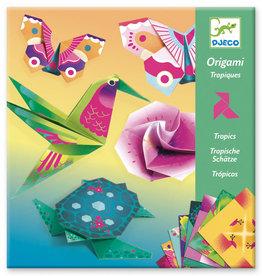 Djeco Djeco - Origami Tropics