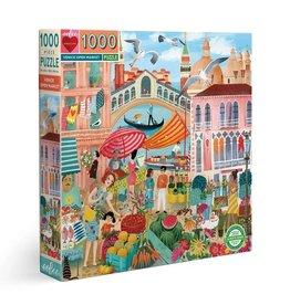 Eeboo Eeboo - Venice Open Market Puzzle 1000pce