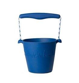 Scrunch Scrunch - Bucket Midnight Blue