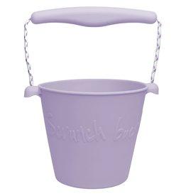 Scrunch Scrunch - Bucket Light Dusty Purple
