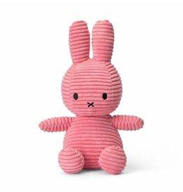Rhino Rhino Miffy - Corduroy Bubblegum Pink 23cm