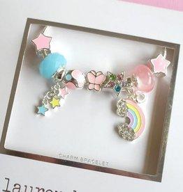 Lauren Hinkley Lauren Hinkley - Rainbow Charm Bracelet