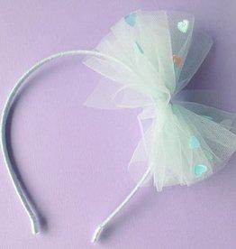 Lauren Hinkley Lauren Hinkley - Light Blue Heart Confetti Headband