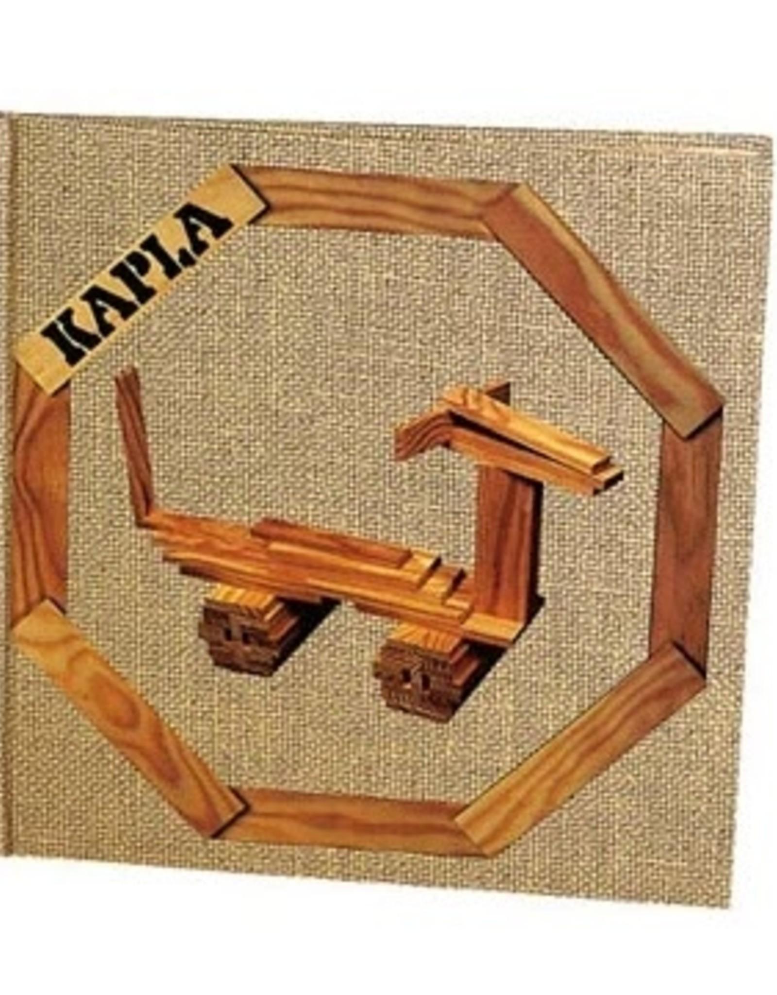 Kapla Kapla - Beige Art Book