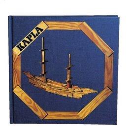Kapla Kapla - Blue  Art Book