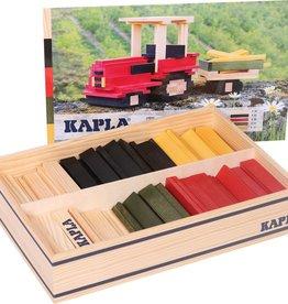 Kapla Kapla - Tractor Construction Set 155pce