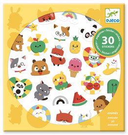 Djeco Djeco - Emoji Stickers