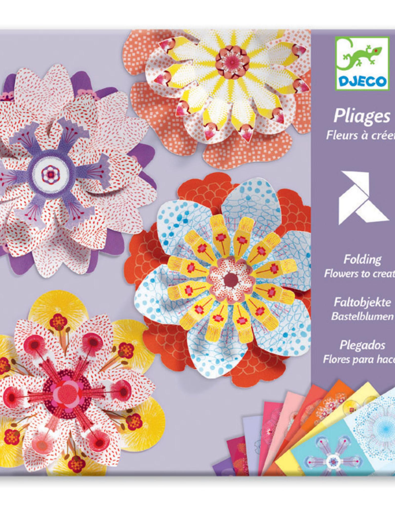 Djeco Djeco - Flowers To Create
