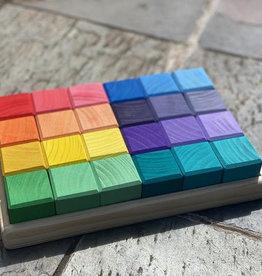 Serenitoys Serenitoys - Rainbow Ombre Cubes