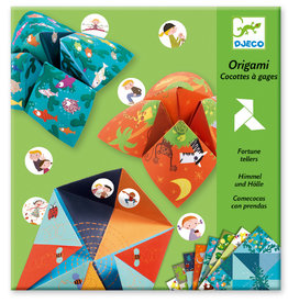 Djeco Djeco - Bird Game Origami