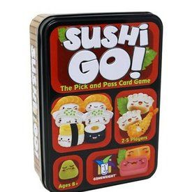 Gamewright Sushi GO! Card Game In Tin