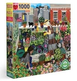 Eeboo EeBoo - Urban Gardening Puzzle 1000pce
