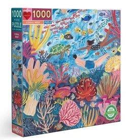 Eeboo EeBoo - Coral Reef Puzzle 1000pce